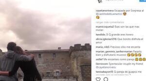 Aumentan los rumores de embarazo de Eva González