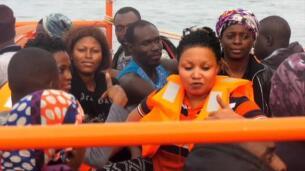 Rescatados 339 inmigrantes en las costas de Cádiz