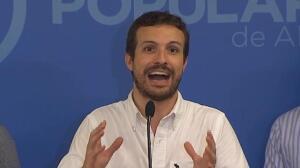 """El Gobierno """"no le va a pasar ni una"""" a Puigdemont-. Firma: DAGA .-"""
