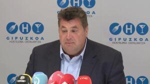 """Hosteleros de Gipuzkoa: """"Los ataques han hecho daño"""""""