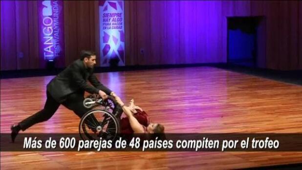 Buenos Aires acoge el mundial de tangos