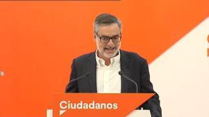 Ciudadanos cree que la legislatura catalana está agotada
