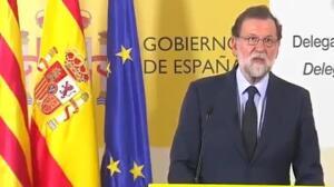 Rajoy decreta tres días de luto por el atentado