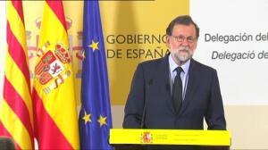 Rajoy decreta tres días de luto por el atentado de Barcelona