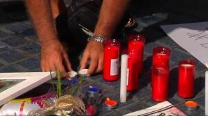 Emotivo homenaje en las Ramblas tras la el atentado