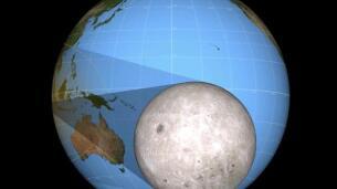 El eclipse solar de este lunes será parcial en España