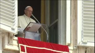El Papa denuncia la