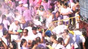 Toro celebra su Batalla del Vino con denominación de origen