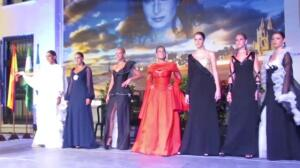 Gloria luce un traje de Rocío Jurado como homenaje