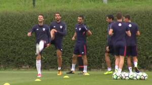 El Athletic de Bilbao a un partido de la Europa League