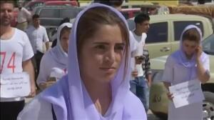 La última guerra de las mujeres yazidíes
