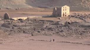Las reservas del pantano de Barrios de la Luna apenas alcanzan el 8%