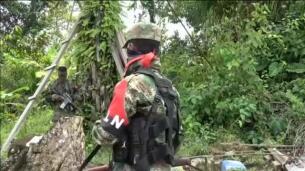 Colombia pacta un alto el fuego bilateral con la guerrilla ELN