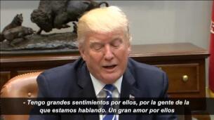 Trump suspende el programa DACA y deja a las puertas de la deportación a 800.000 'dreamers'