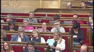 El referéndum unilateral de Cataluña enfrenta a Podem y a Podemos