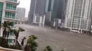 Trump declara el estado de desastre en Florida
