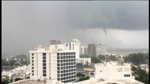 Así ha quedado Miami tras el paso del peor huracán del Atlántico