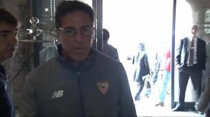 El Sevilla, a por la conquista de Anfield
