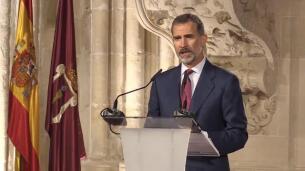 Los Reyes entregan los Premios Nacionales de Cultura