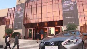 Inma Shara ofrece un concierto exclusivo como embajadora de Lexus