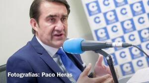 Tertulia Cope-ABC consejero de Fomento y Medio Ambiente Castilla yLeón