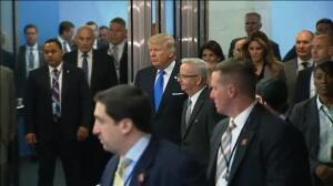 """Trump lleva a la ONU su """"mensaje de fuerza y paz"""" sobre Corea del Norte"""