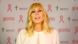 Marta Sanchez, Terelu Campos y Chenoa celebran los 10 años de investigación en la lucha contra el cáncer