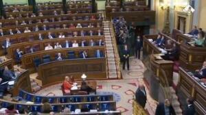 ERC abandona el Pleno del Congreso por registros en Consellería de Economía