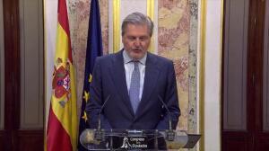 """Méndez de Vigo: """"Cumplir las sentencias del TC es democracia"""""""