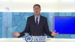 """Albiol ve al PP """"preparado"""" ante una independencia unilateral"""