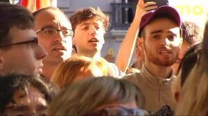 Los agentes de refuerzo en Cataluña dormirán en cruceros