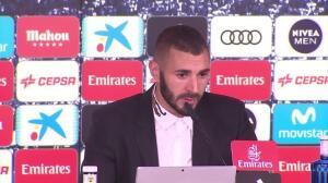 """Benzema tras la renovación: """"Estoy en el mejor club del mundo"""""""