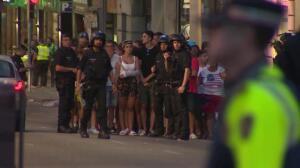 Detenido un marroquí por relación con atentados Barcelona