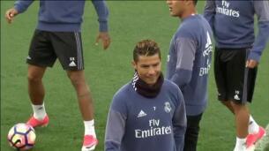 Cristiano Ronaldo, favorito para el premio
