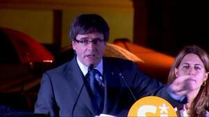 """Puigdemont: """"Se están cargando sus propias leyes"""""""