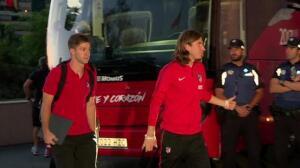Un Atlético ilusionado recibe en casa al Sevilla