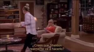 Amy y Sheldon hacen el amor por primera vez en The Big Bang Theory