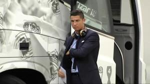 El Real Madrid llega a Dortmund
