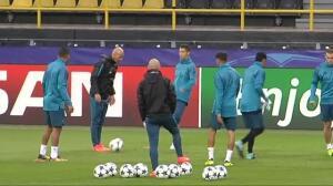 El Real Madrid busca romper la racha contra el Dortmund