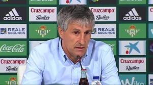 Primera derrota del Levante frente a un imparable Betis