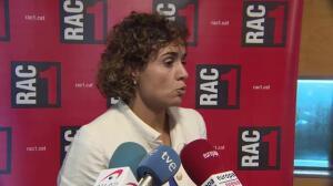 Montserrat descarta que el 1-O posponga candidatura del EMA