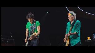 Los Rolling Stone actúan en Barcelona
