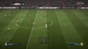 Gameplay de «FIFA 18»