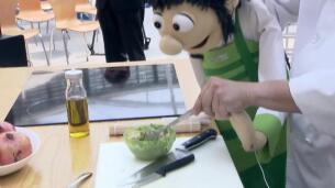 Islazul celebra el Día Mundial del Corazón con un taller de cocina saludable