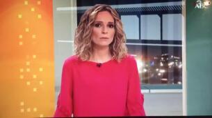 Una presentadora de TV3 asegura que la marcha de Barcelona está convocada por la Falange