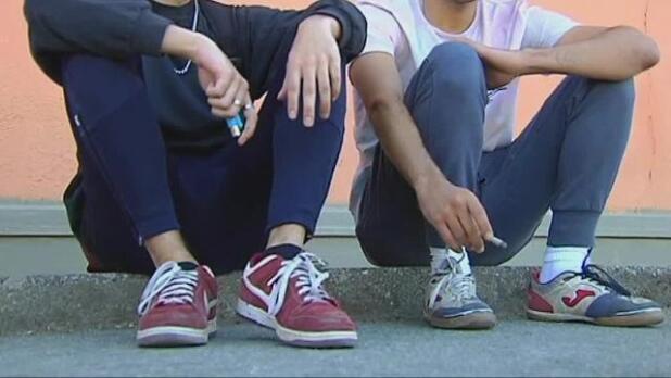 Campaña de Sanidad para que los adolescentes dejen de fumar
