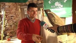 """Los Reyes visitan """"Poreñu"""", el pueblo ejemplar de Asturias"""