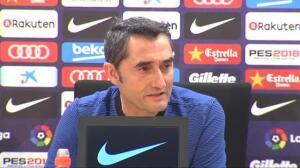 """Valverde ante uno de los partidos """"más difíciles del año"""""""