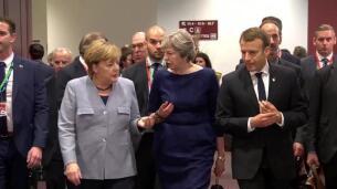 May fija fecha y hora concreta para el Brexit