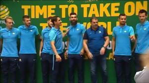La selección de Australia se clasifica para el Mundial de Rusia